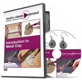 Introduction to Metal Clay - DVD
