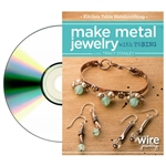 Kitchen Table Metalsmithing: Make Metal Jewelry with Tubing with Tracy Stanley