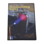 DVD: James Carter Studio Presents: Metalsmithing Basics