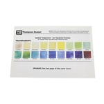 Thompson Enamel Color Chart