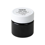 Fine Line Black Overglaze - Liquid - .5 oz