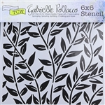 Design Stencil - Jungle Vines