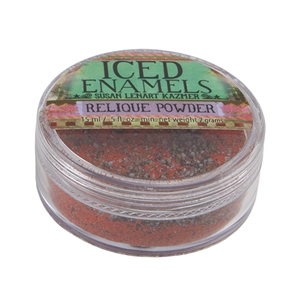 ICE Resin® ICED Enamels - Relique Powder Carnelian - .25 oz