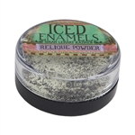 ICE Resin® ICED Enamels - Relique Powder Ivory - .25 oz