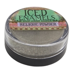 ICE Resin® ICED Enamels - Relique Powder German Silver - .25 oz