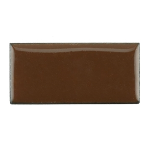 Medium Enamel Opaque #1150 Woodrow Brown