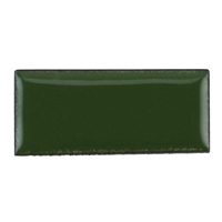 Medium Enamel Opaque #1380 Mistletoe Green