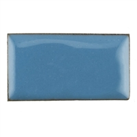 Medium Enamel Opaque #1525 Aqua Blue
