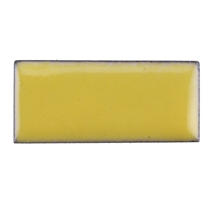 Medium Enamel Opaque #1237 Butter Yellow