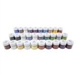 Ferro Sunshine Enamels - Set of 30
