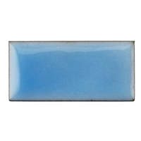 Medium Enamel Transparent #2510 Cascade Blue
