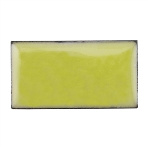 Medium Enamel Transparent #2222 Flax Yellow