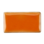 Medium Enamel Transparent Mandarian Orange