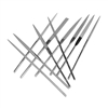 File - 10 Piece Diamond File - Fine