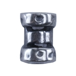 Silver Plate Spacer - Fancy
