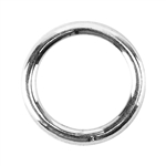 Sterling Silver Jump Rings - Round 5mm 22 gauge
