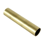 "Brass Tube - 3"" Length"