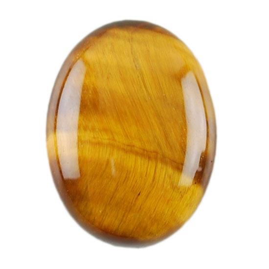 Mixed Hsape Natural Yellow-Golden Tiger Eye Gemstone