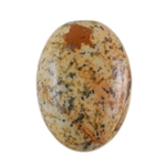 Natural Picture Jasper Gemstone - Cabochon Oval 10mm x 14mm Pkg - 1