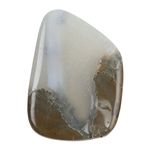Thunderegg Agate Gemstone - Freeform Cabochon 24x34mm Pkg - 1
