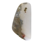 Thunder Egg Agate Gemstone - Cabochon Freeform 25mm x 48.5mm Pkg - 1