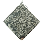 Wild Horse Magnesite Jasper Gemstone - Square Pendant 62mm - Pkg of 1