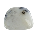 Natural Dendritic Opal Gemstone - Cabochon Freeform 20mm x 26mm Pkg - 1