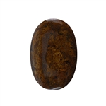 Natural Bronzite Gemstone - Cabochon Oval 36x54mm - Pak of 1