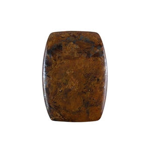Natural Bronzite Gemstone - Cabochon Barrel 30x42mm - Pak of 1