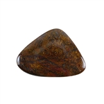 Natural Bronzite Gemstone - Cabochon Freeform 41x59mm - Pak of 1