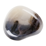 Texas Marfa Agate Gemstone - Freeform Cabochon 17mm x 19.5mm Pkg - 1