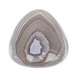 Natural Botswana Agate Gemstone - Cabochon Freeform 30mm x 30mm - Pkg of 1