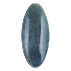 Natural Dianite Gemstone - Oval Cabochon 14mm x 32.5mm - Pkg/1