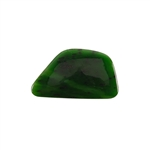Natural Nephrite Gemstone - Cabochon Freeform 27x47mm - Pak of 1