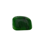 Natural Nephrite Gemstone - Cabochon Freeform 28x38mm - Pak of 1