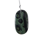 Kambaba Japser Gemstone - Oval Pendant 30x53mm - Pak of 1