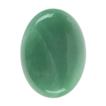 Natural Aventurine Gemstone - Cabochon Oval