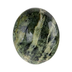 Natural Zebra Jasper Gemstone - Cabochon Oval 10x12mm - Pak of 1