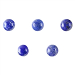 Natural Sodalite Gemstone - Cabochon Round 7mm