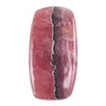 Rhodocrosite Gemstone - Cabochon Barrel 18mm x 35mm