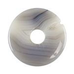 Glass Stone -  Defective Stone - Round Stone 38mm Pkg - 1 Pkg - 1