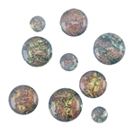 Dichroic Gems - Sea Blue Copper