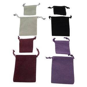 Velvet Pouches | Choose a Size | Cool Tools