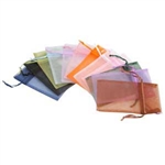 Organza Drawstring Pouch - Medium 1 doz