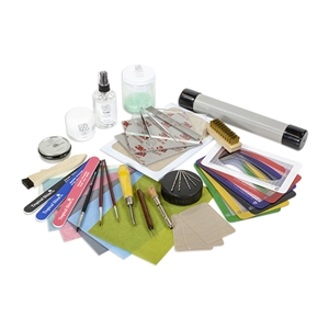 Metal Clay Basic Tool Kit