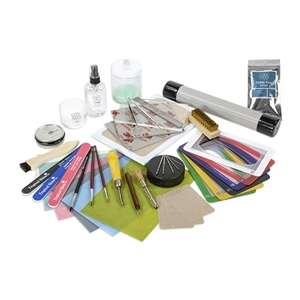 Metal Clay Basic Tool Kit with FS999™ Fine Silver Clay