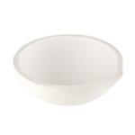 "Firing Dish - Fused Silica - 5"" diameter"