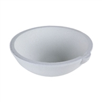 "Firing Dish - Fused Silica - 6"" diameter"