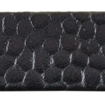 Reptile Textured Leather - 6""