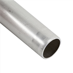 ".999 Fine Silver Seamless Tubing, Soft - 12.7mm OD - 4"" Length"